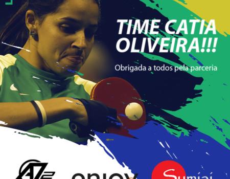 Agência Look fecha grandes parcerias para Catia Oliveira