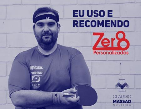 Parceria firmada – Eu sou Zer8