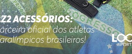 AZ2 Acessórios a empresa apoiadora do esporte Paralímpico Brasileiro
