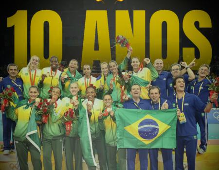 Momento esporte: 10 anos de uma vitória Olímpica inesquecível.