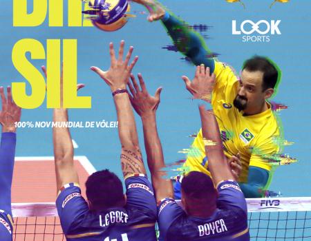 Momento esporte: Brasil 100% no Mundial de Vôlei masculino!