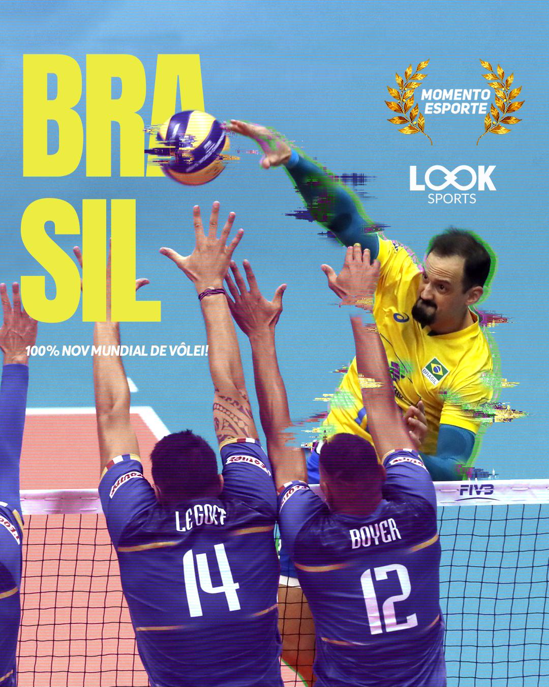 O  MomentoEsporte desta sexta-feira destaca a grande vitória da Seleção  Brasileira de Vôlei no Mundial 4c5a062d41005
