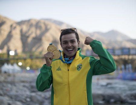 Mundial de Canoagem tem brasileiros nas eliminatórias