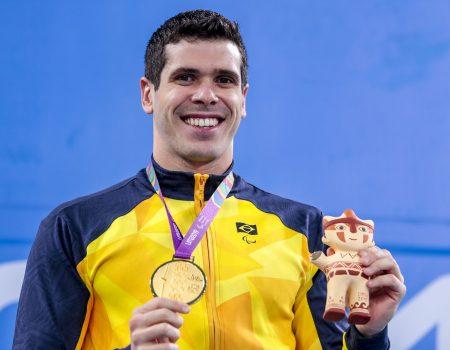 Com 308 medalhas no total, o Brasil faz história nos Jogos Parapan-Americanos de Lima, no Peru.