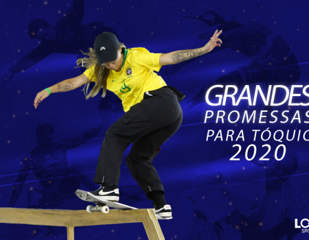 GRANDES PROMESSAS PARA TÓQUIO 2020