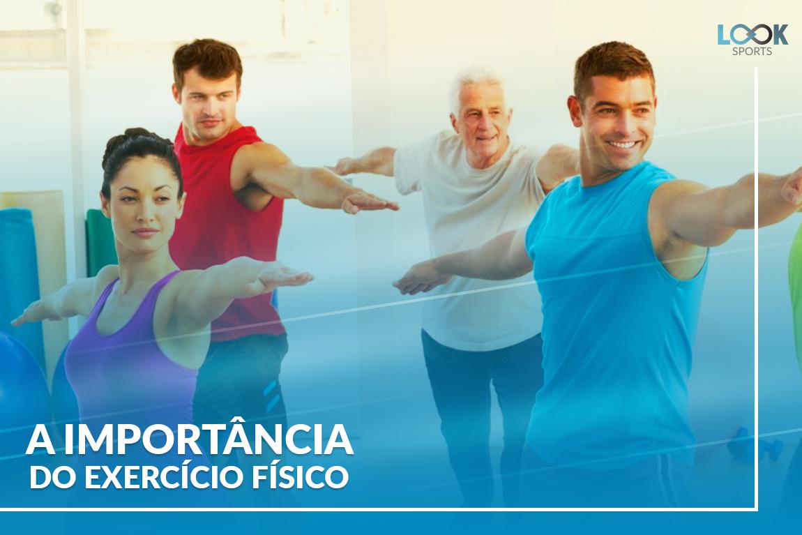 A importância do exercício físico