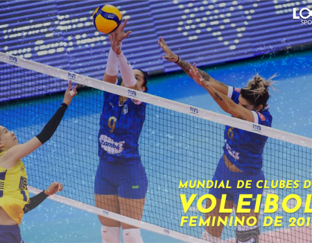 MUNDIAL DE CLUBES DE VOLEIBOL FEMININO DE 2019