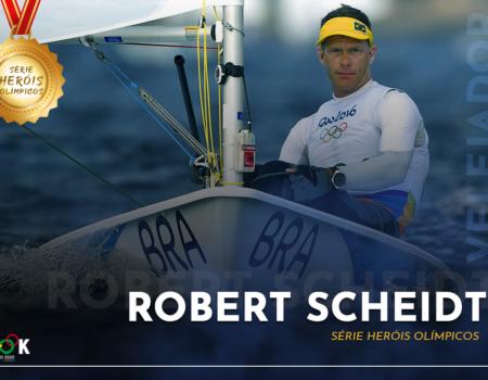 A HISTÓRIA DE ROBERT SCHEIDT