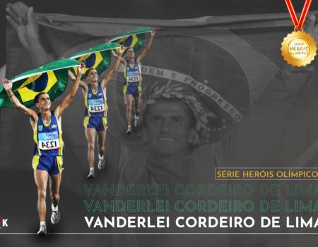 A HISTÓRIA DE VANDERLEI CORDEIRO DE LIMA
